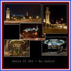 Paris - 21 Uhr