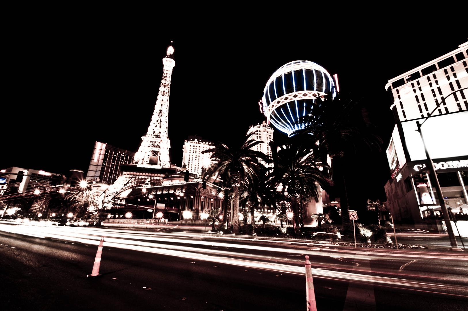 Paris à l'américaine