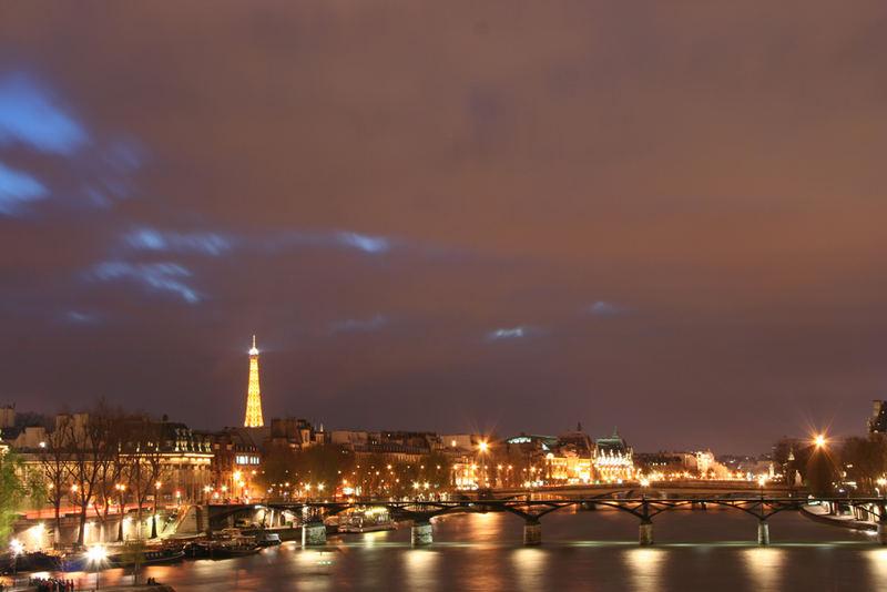 Paris a nuit