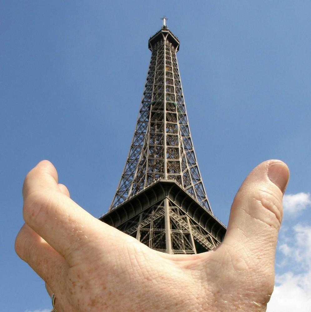 Paris à porté de main!