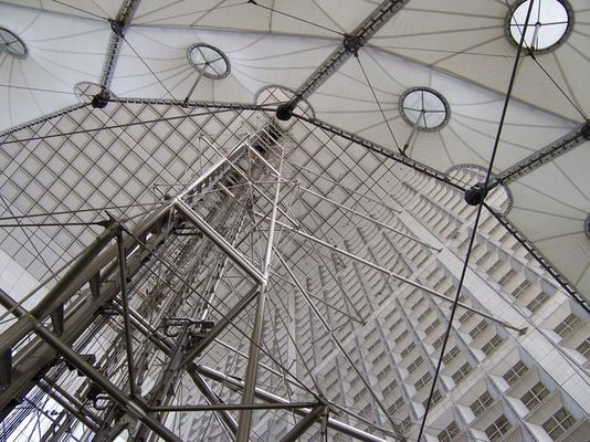 Paris Abstrakt - Grande Arche