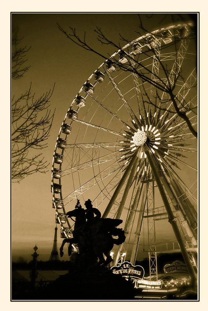 Paris année 2000
