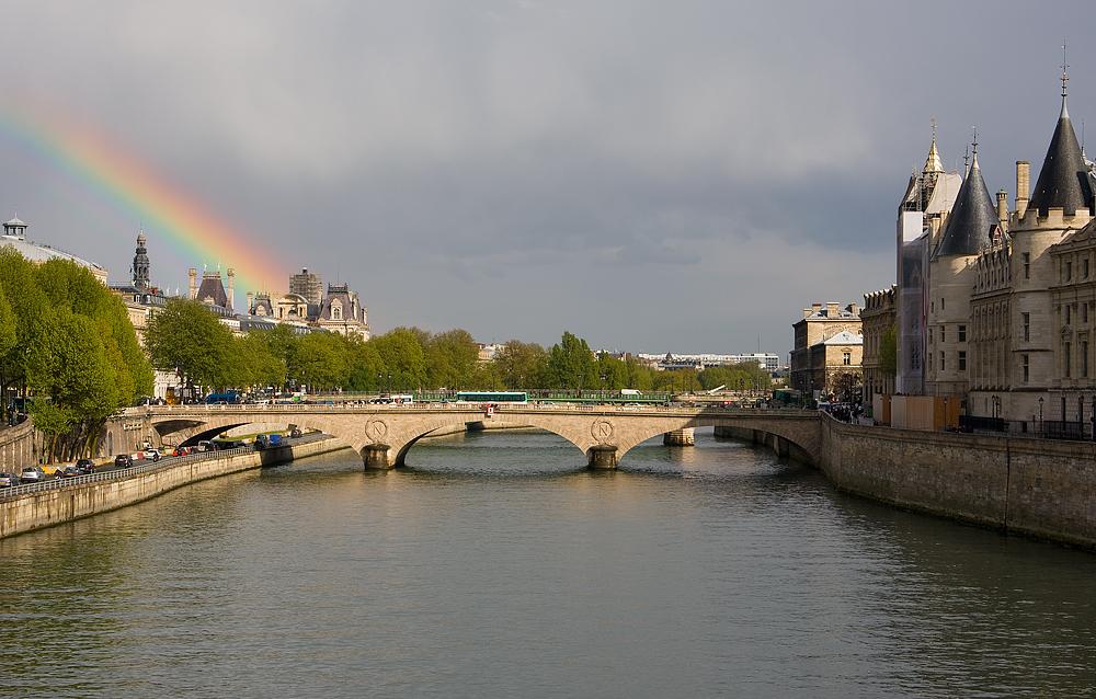 Paris - après la pluie