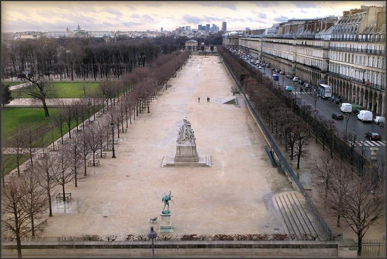 PARIS apres la pluie