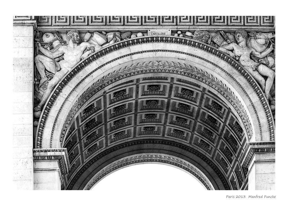 Paris Arc de Triomphe 3