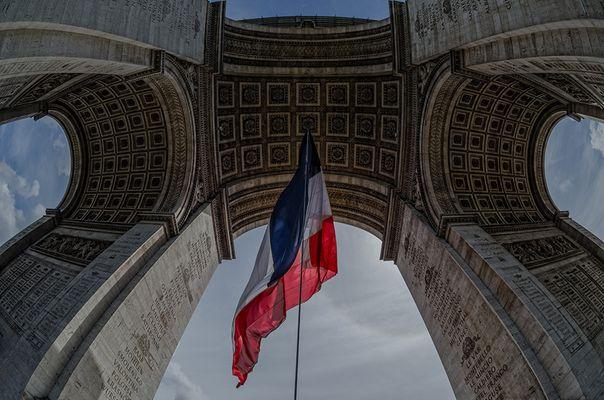 Paris - Arc de Triomphe