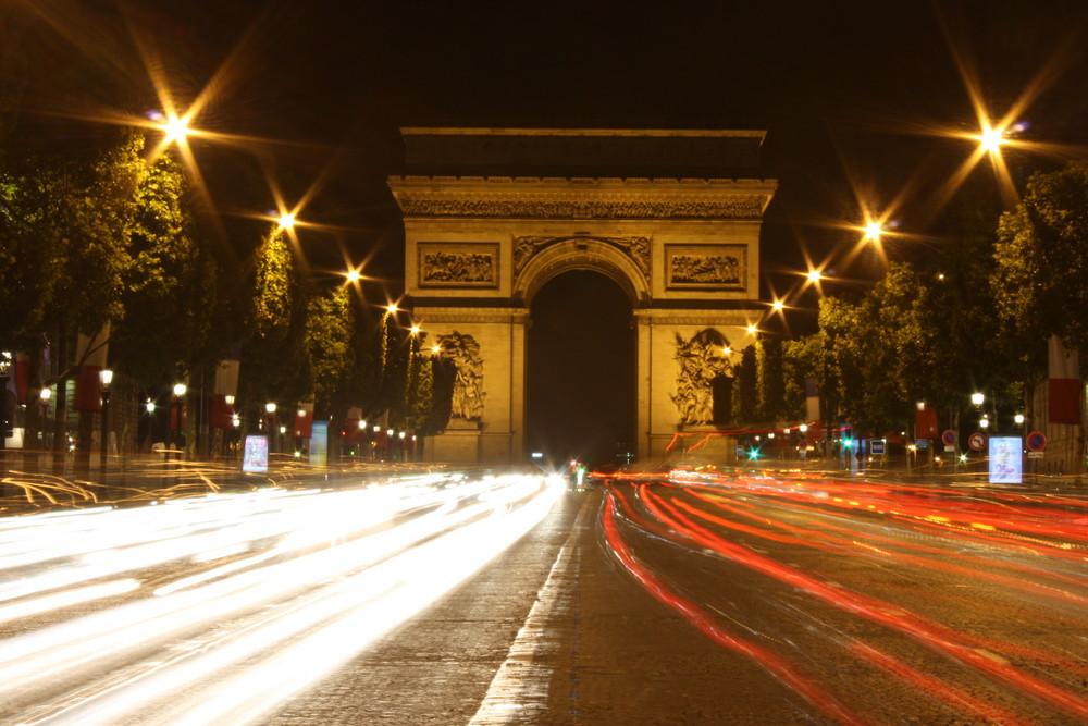 Paris Arche de Triumph