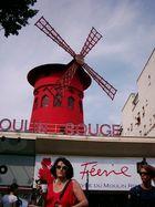 Paris, Bal du Moulin Rouge