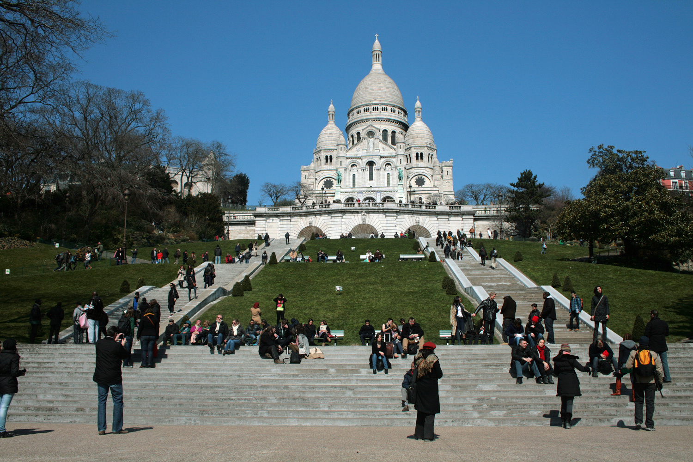 Paris - Basilika Sacré- Coeur