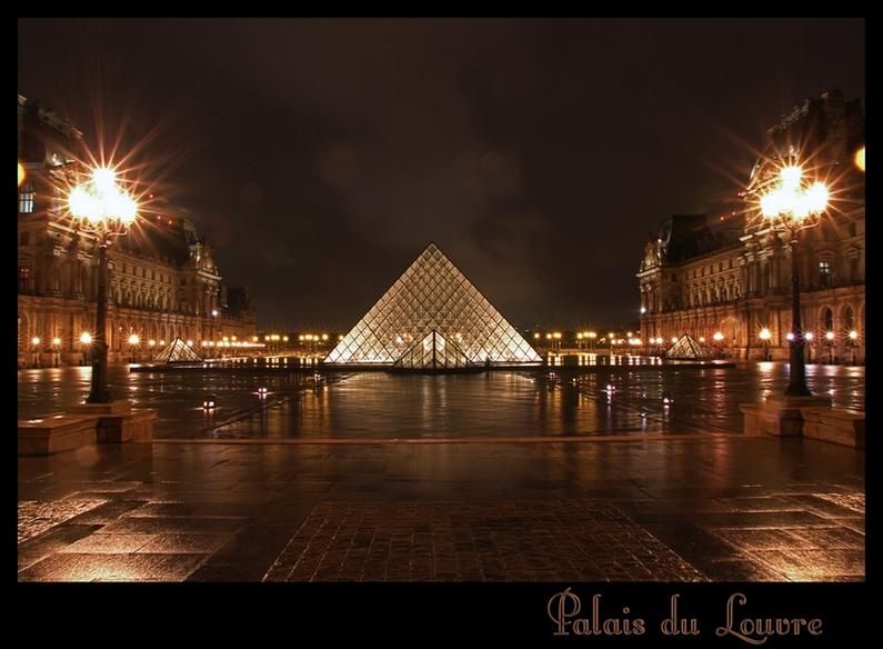 Paris bei Nacht 1