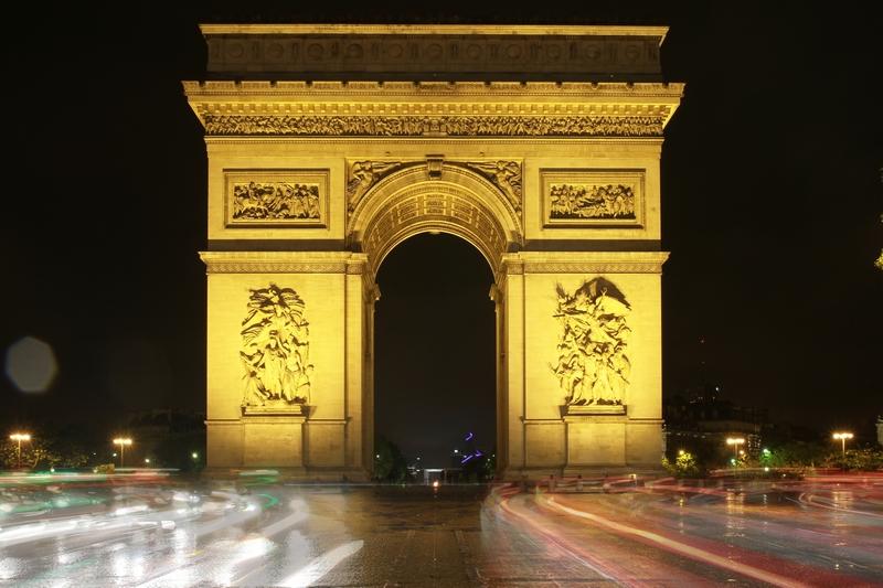 Paris bei Nacht 3