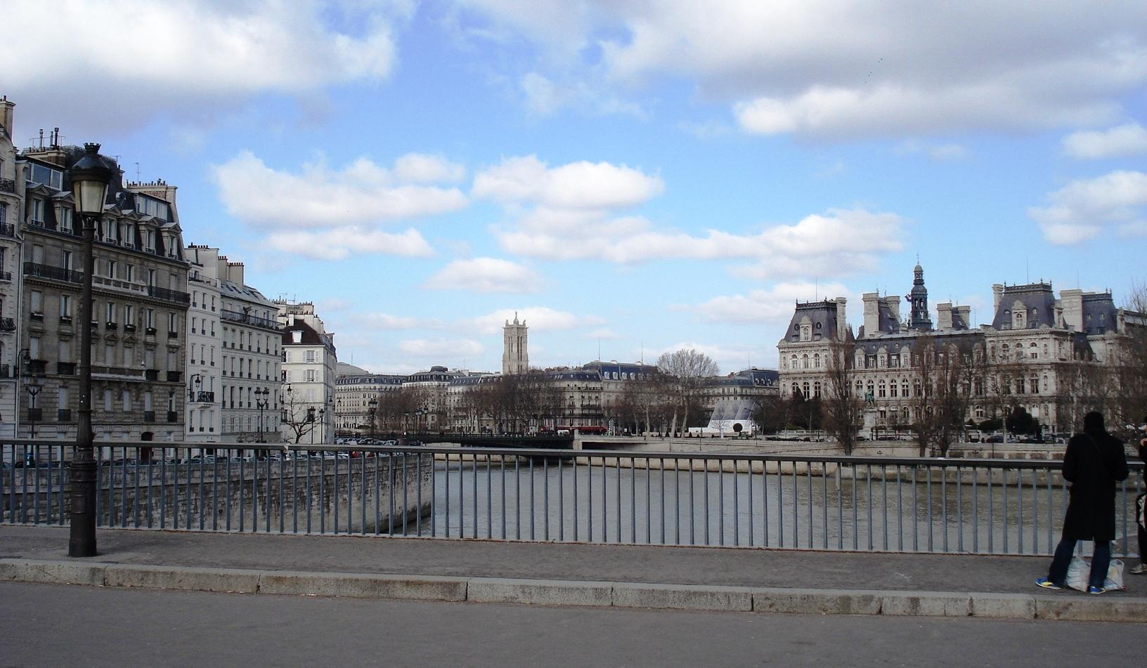 Paris - Belíssima, apaixonante,
