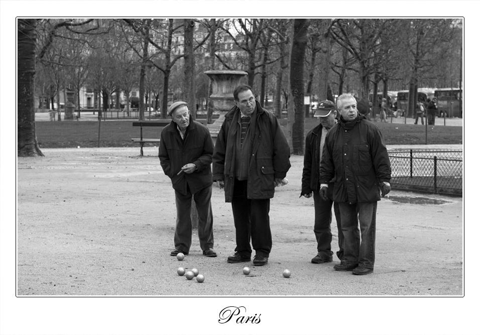 Paris - Boule