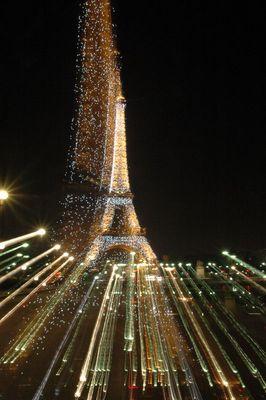 Paris by night !