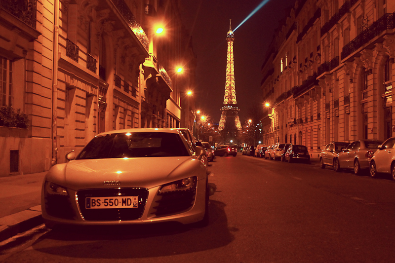 Paris by Night Part II