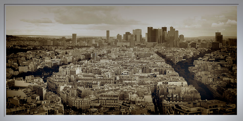 . . . Paris - City of Love !? . . .