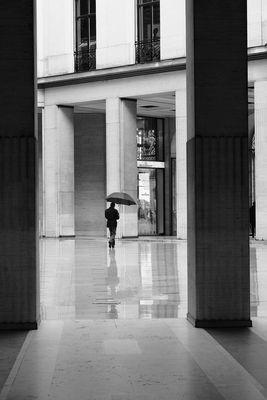 Paris, cour Vendome 2014