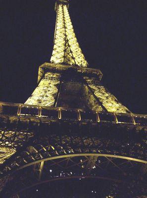 Paris - der alte Turm