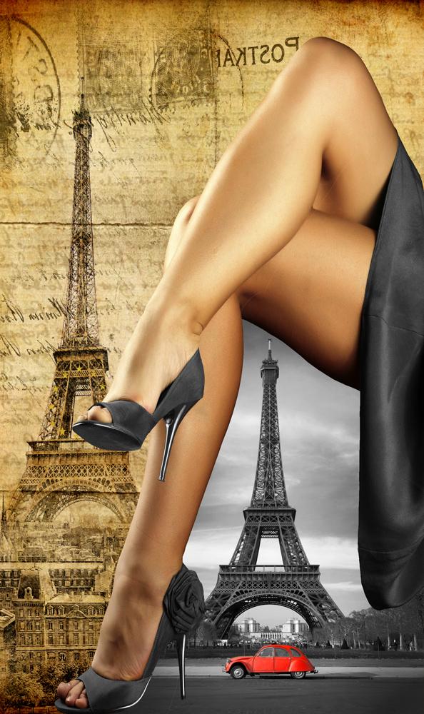 Paris der Liebe wegen