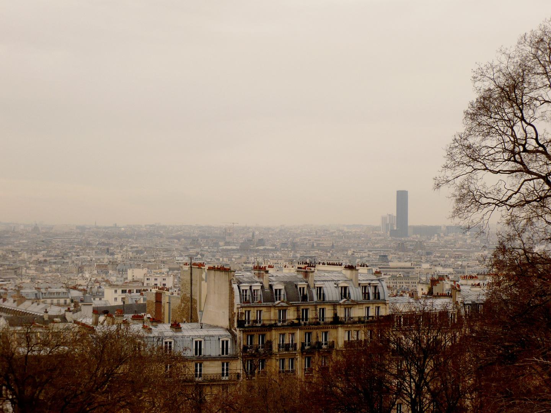 Paris die Zweite