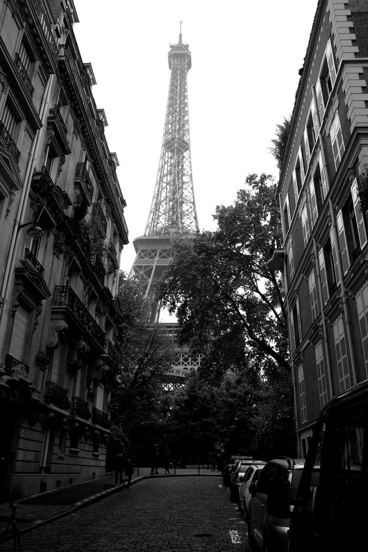 Paris Eiffelturm 2