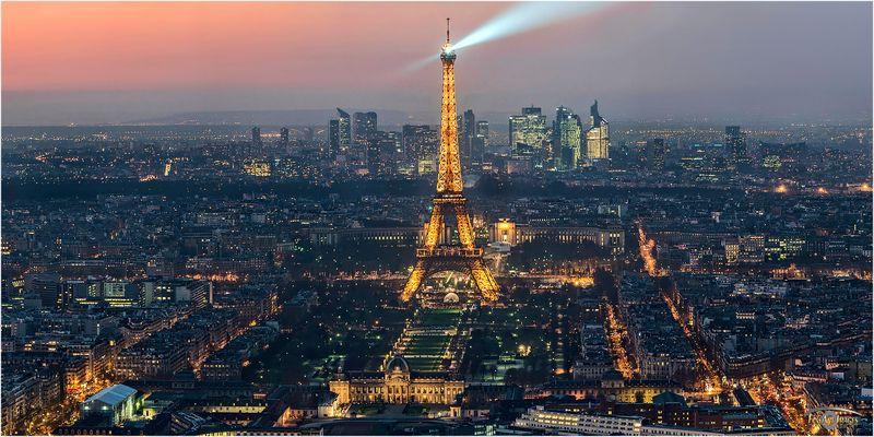 Paris / Eiffelturm II