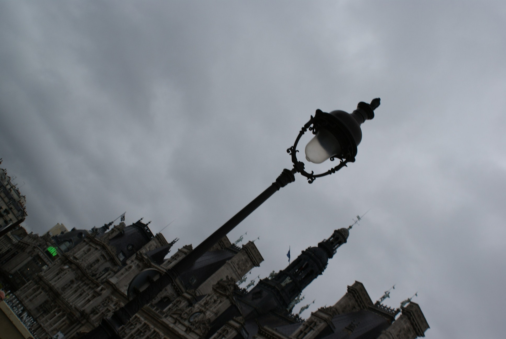 Paris Eindruck
