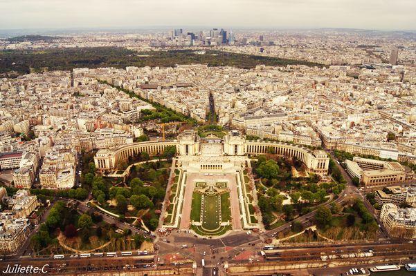 Paris en revue