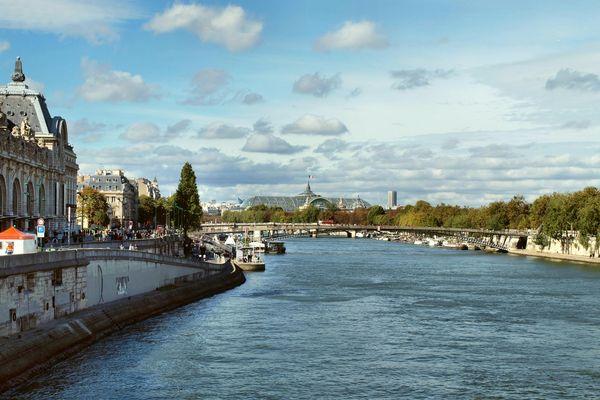 Paris est une Seine