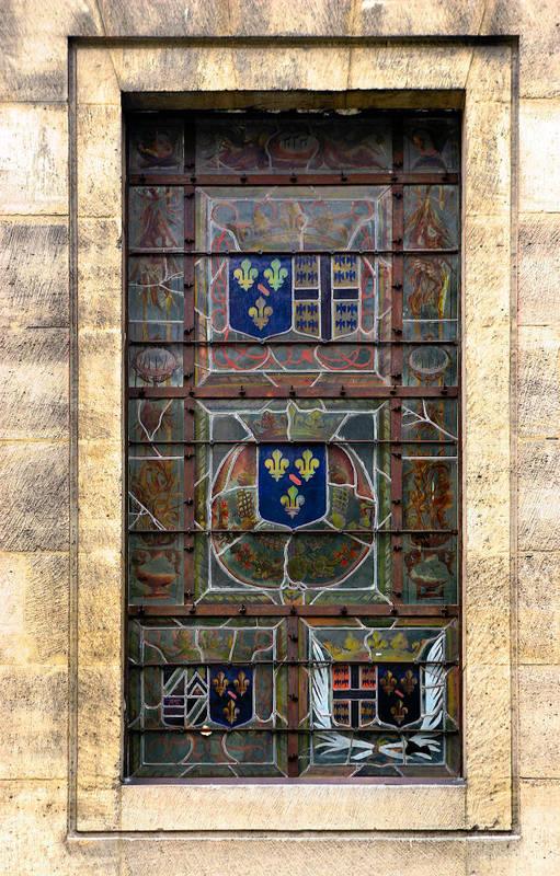 Paris Fenster