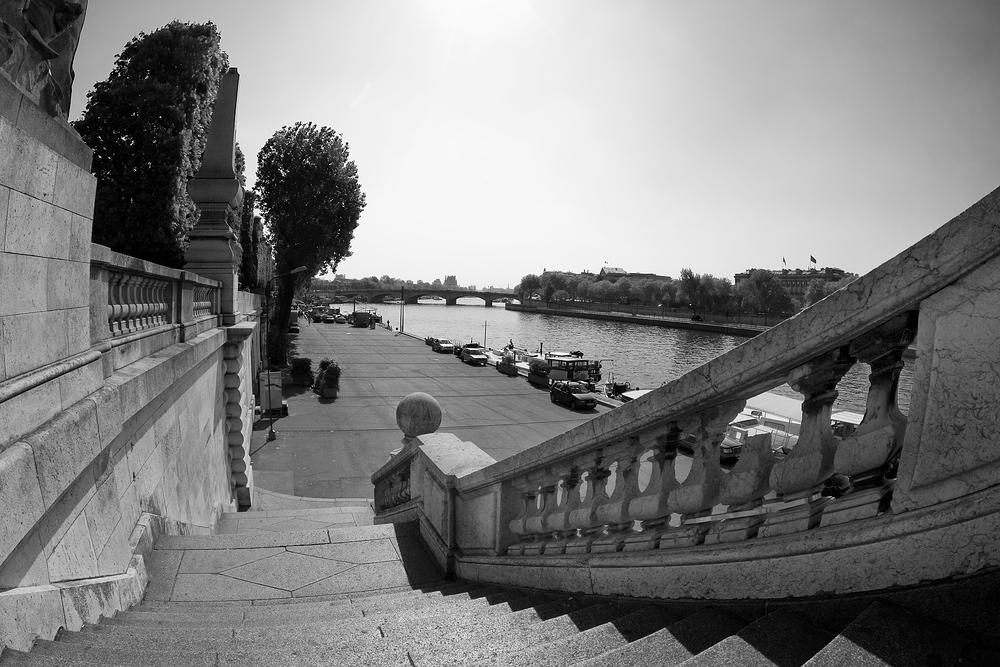 Paris Fisheye (V/V)