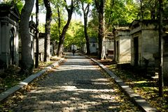 Paris Friedhof Père-Lachaise