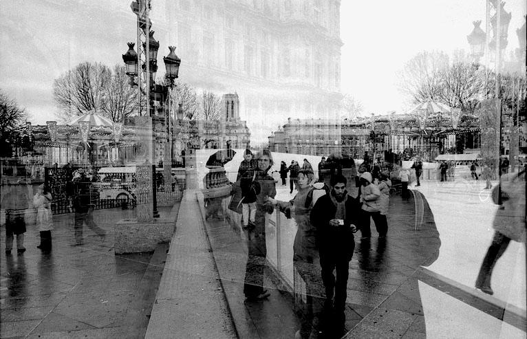 Paris - Hotel de ville