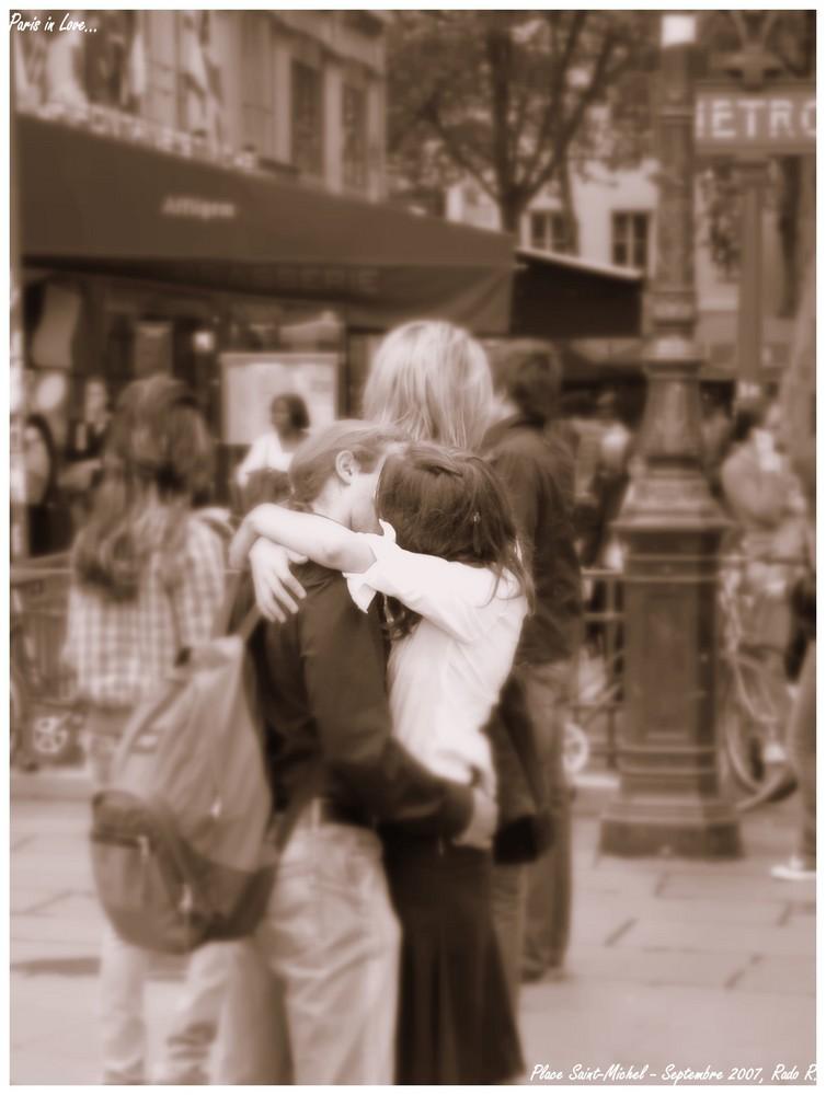Paris in Love...
