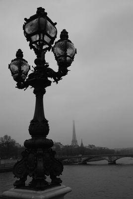 Paris in Schwarz-Weiss Part 2
