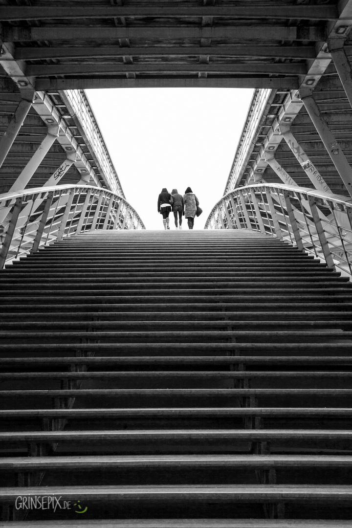 Paris into the light