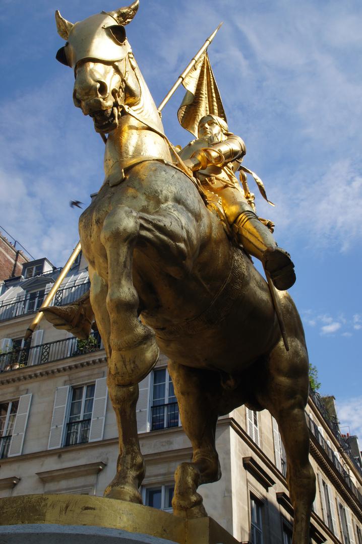 Paris: Jeanne d'Arc, la Pucelle d'Orléans