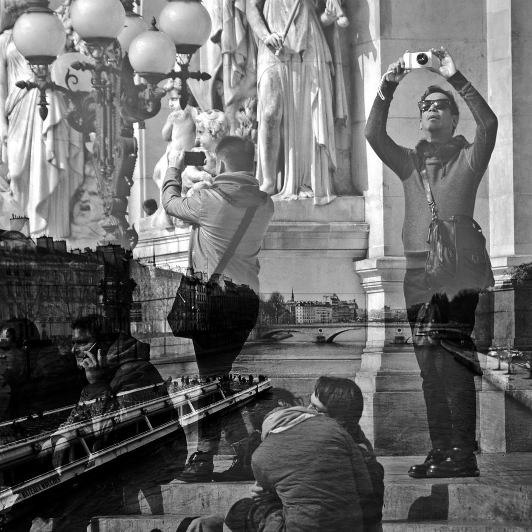 Paris - Kombigrafie IX