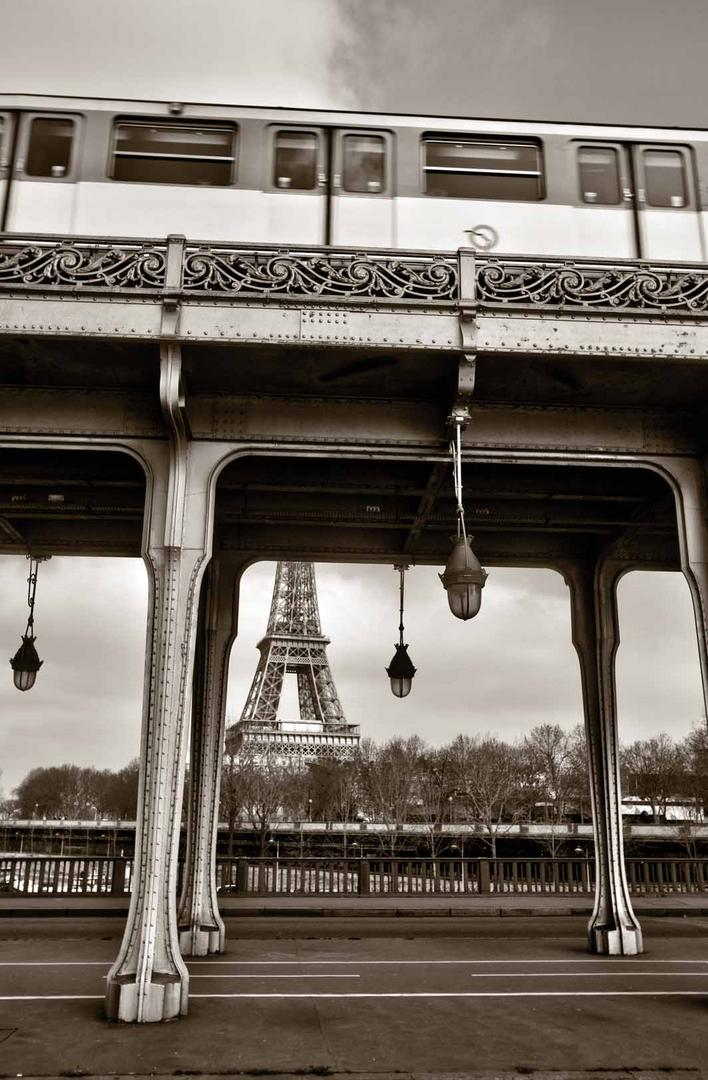 Paris - La ligne 06