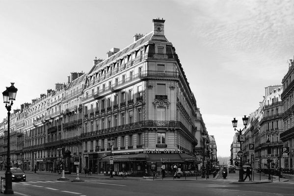 Paris. La Maison-navire