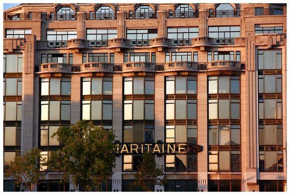Paris : La Samaritaine