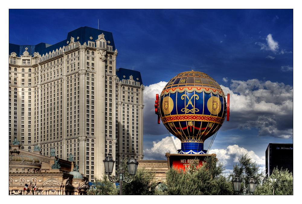 ~ Paris Las Vegas Casino Resort ~