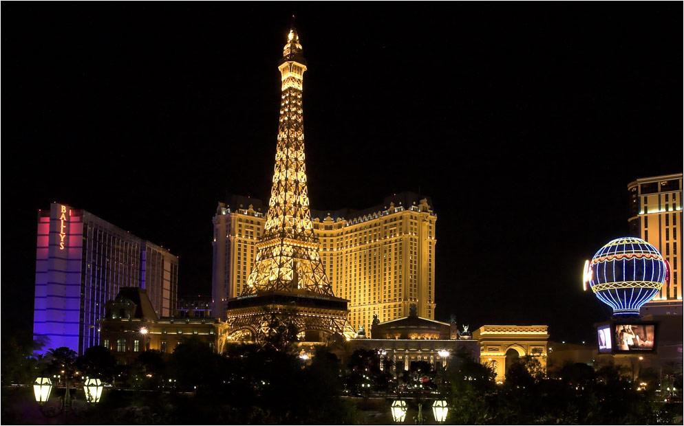 Paris - Las Vegas
