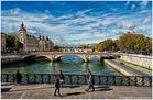 Paris liegt an der Seine