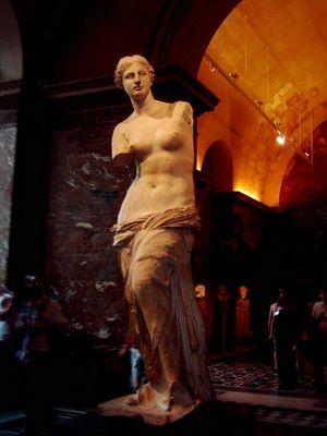 Paris, Louvre - Afrodita