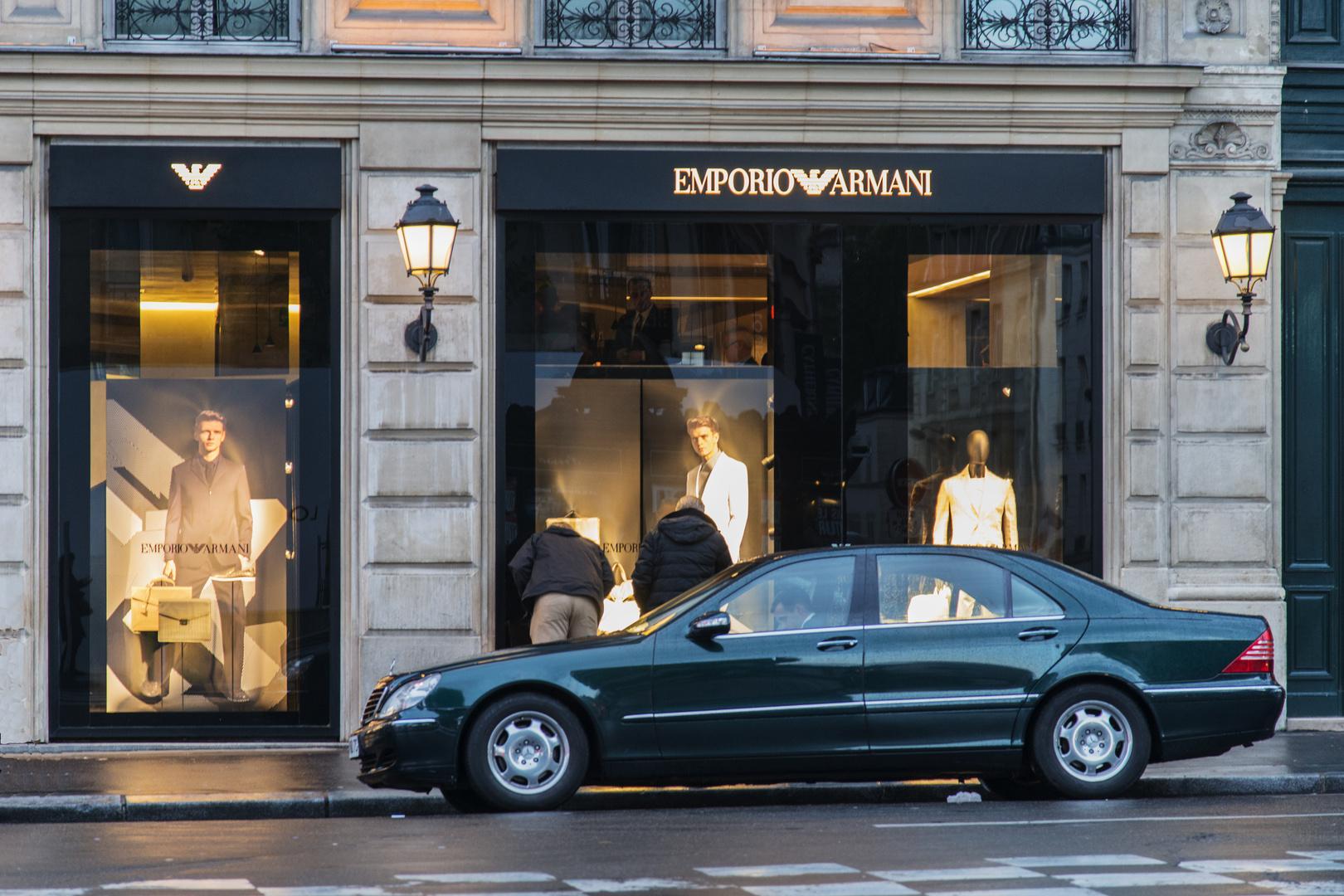 Paris: Luxus - le luxe