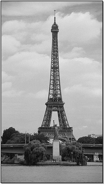 Paris meets New York...