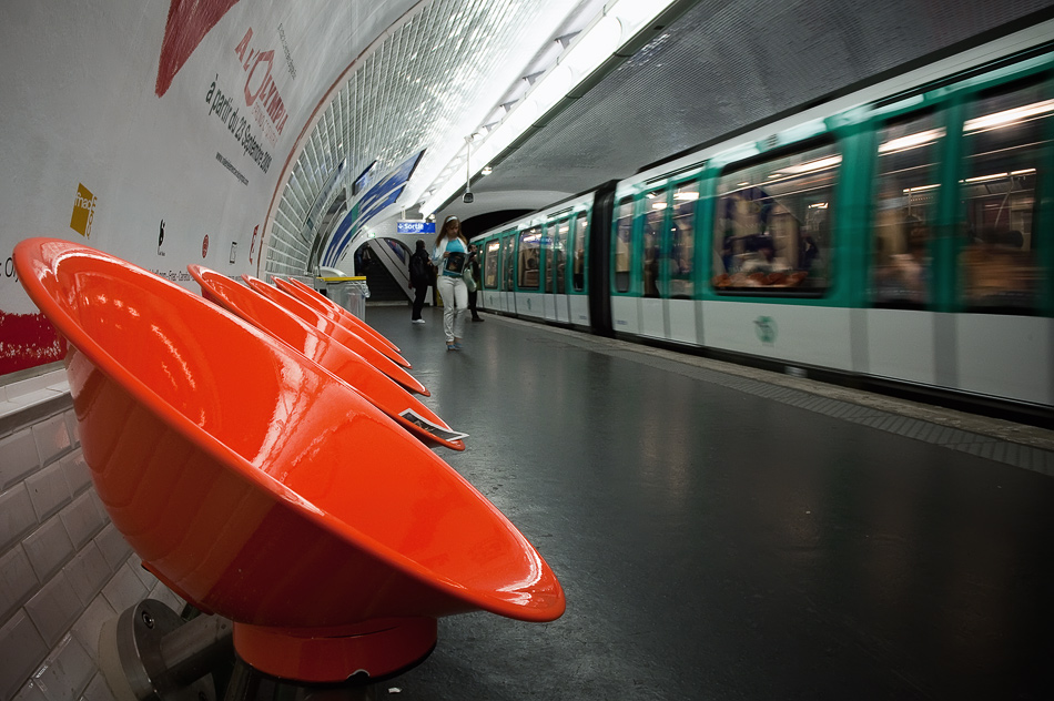 Paris, Metro