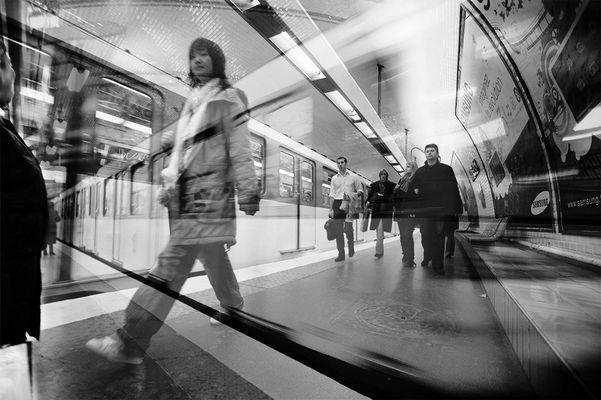Paris Metro Connection 2007-12-04 #1