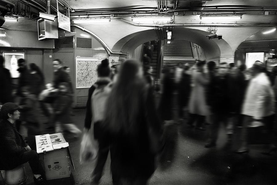 Paris Metro Inedita